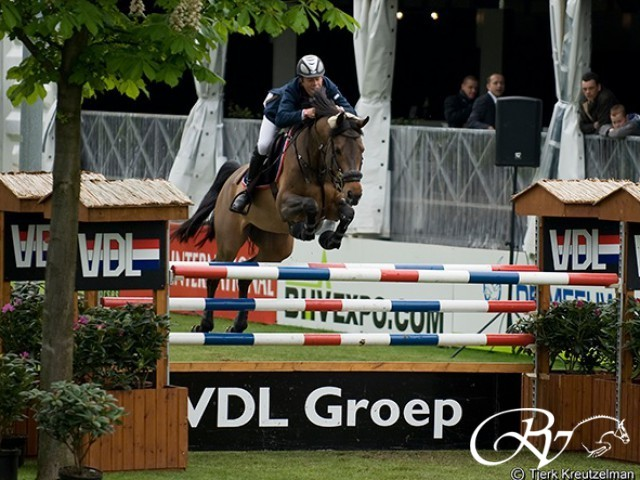 New team member: Grand Prix mare  VDL groep Tattoo.